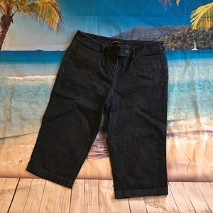Ny&Co company Bermuda shorts jeans denim sz 6 new